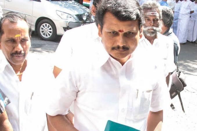 Former Minister Senthil Balaji Moves An Urgent Anticipatory Bail Application In Madras High Court-செந்தில் பாலஜி முன் ஜாமீன் கோரி சென்னை உயர் நீதிமன்றத்தில் மனுத்தாக்கல்